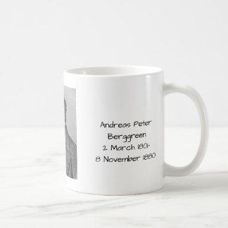 アンドレアスピーターBerggreen コーヒーマグカップ