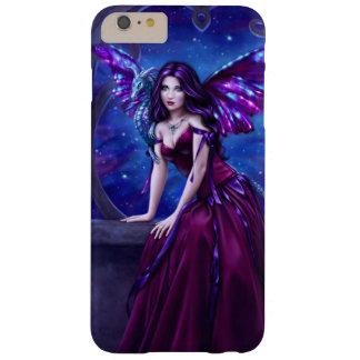 アンドロメダのドラゴンの芸術のiPhone 6のプラスの場合 Barely There iPhone 6 Plus ケース