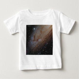 アンドロメダの恒星雲 ベビーTシャツ