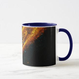 アンドロメダの星の陶磁器のマグ マグカップ