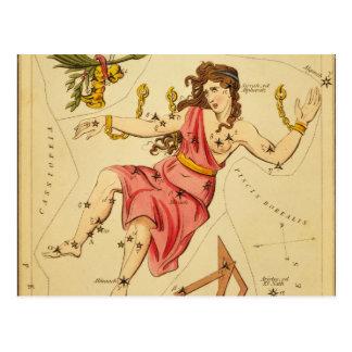 アンドロメダの星座 ポストカード