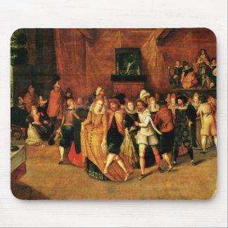 アンリーの統治の間の球III 1574-1623年 マウスパッド