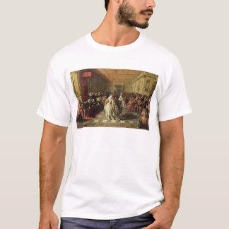 アンリーの裁判所の球III Tシャツ