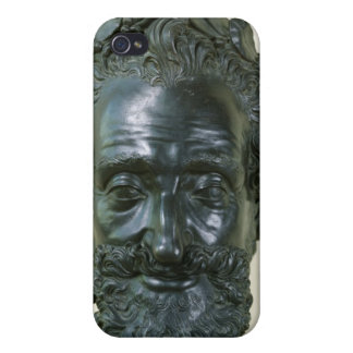アンリーの頭部1599年後のIV iPhone 4/4Sケース