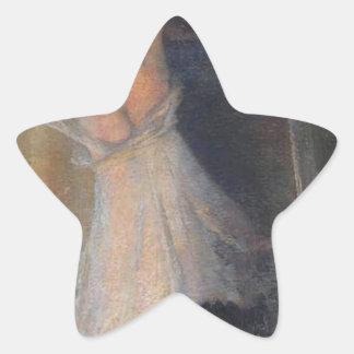 アンリーマーティン著ペインターのムーサ 星シール