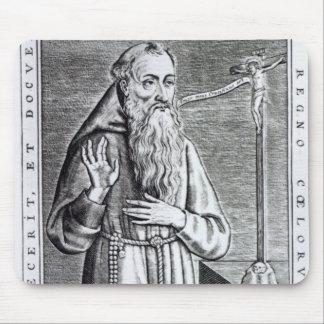 アンリー、父のお告げの祈りとして知られているDuc de Joyeuse マウスパッド