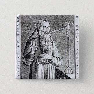 アンリー、父のお告げの祈りとして知られているDuc de Joyeuse 5.1cm 正方形バッジ
