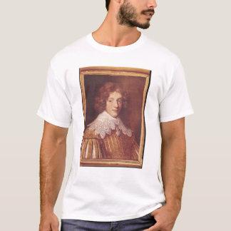 アンリーCoeffier de Ruzeのd'Effiatのポートレート Tシャツ