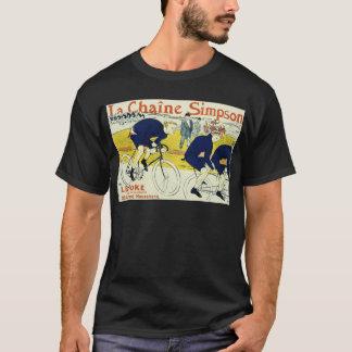 アンリーdeツールーズのLa Chaineシンプソン Tシャツ