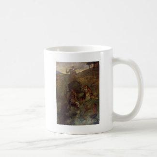 アンリーdeツールーズL著生命のアレゴリーの春 コーヒーマグカップ