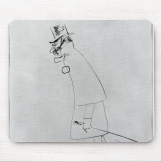 アンリーdeツールーズLautrec |家医者 マウスパッド