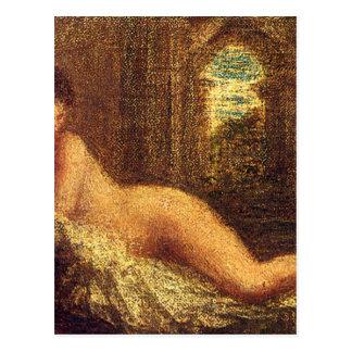 アンリーFantin-Latour著少し東 ポストカード