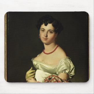 アンリーPhilippeヨセフPanckouke 1811年夫人 マウスパッド