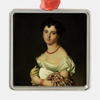 アンリーPhilippeヨセフPanckouke 1811年夫人 メタルオーナメント