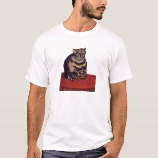 アンリ・ルソーの虎猫猫 Tシャツ