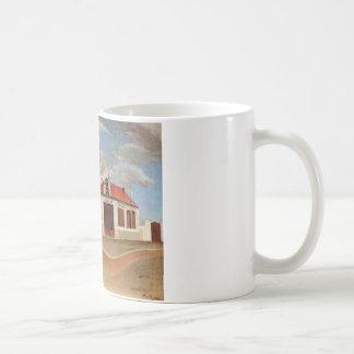 アンリ・ルソー著Alfortvilleの椅子の工場 コーヒーマグカップ