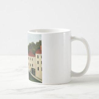 アンリ・ルソー著Promeneursのdans国連Parc コーヒーマグカップ