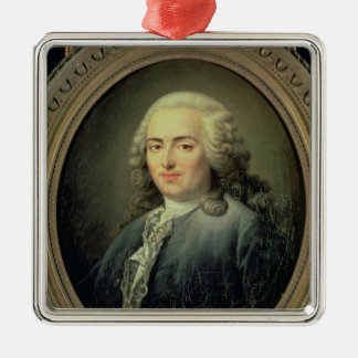 アンロバートジェイクスTurgot 1726年のポートレート メタルオーナメント