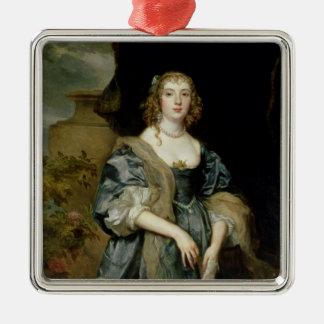 アンCarrのベドフォード、c.1638の伯爵婦人 メタルオーナメント