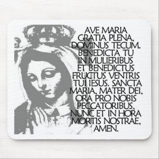 アヴェマリア マウスパッド