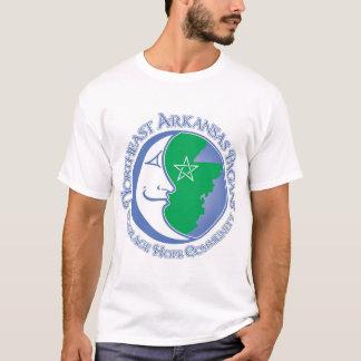 アーカンソーの北東異教徒-円 Tシャツ
