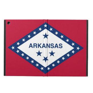 アーカンソーの国家の旗との愛国心が強いipadの場合 iPad airケース