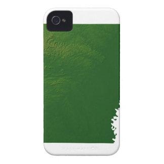 アーカンソーの地図 Case-Mate iPhone 4 ケース