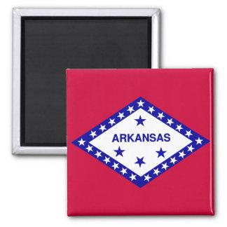 アーカンソーの州の旗 マグネット