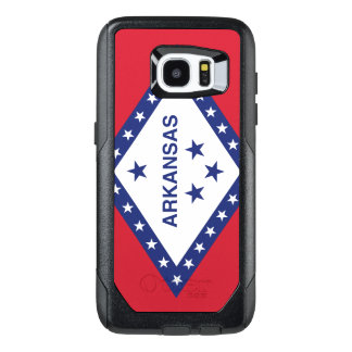 アーカンソーの旗のオッターボックスのSamsungの銀河系S7の端の場合 オッターボックスSamsung Galaxy S7 Edgeケース