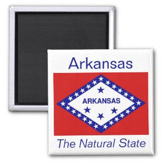 アーカンソーの旗の磁石 マグネット