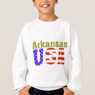 アーカンソー米国! スウェットシャツ