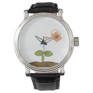アースデーの植物の木は相違の腕時計を作ります 腕時計