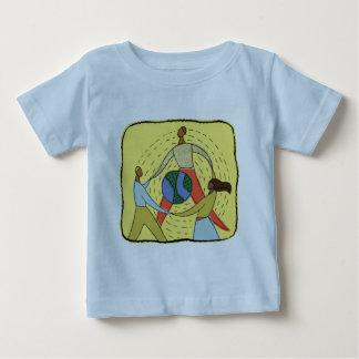 アースデーのTシャツ ベビーTシャツ