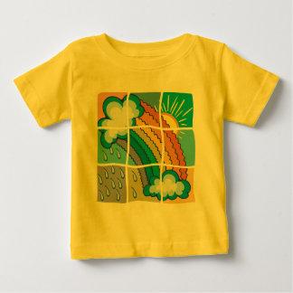 アースデー ベビーTシャツ