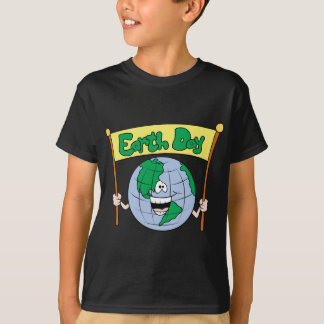 アースデー Tシャツ
