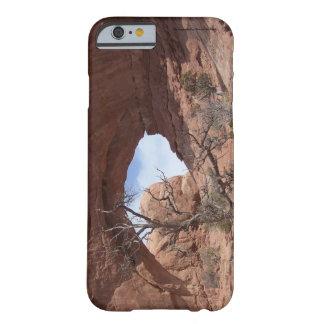 アーチのユタの携帯電話およびIpadの箱 Barely There iPhone 6 ケース