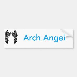 アーチの天使 バンパーステッカー
