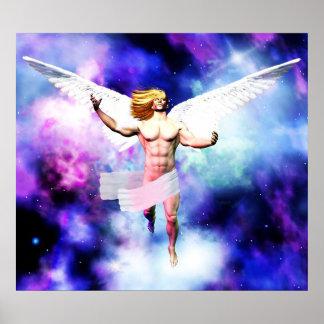 アーチの天使 ポスター