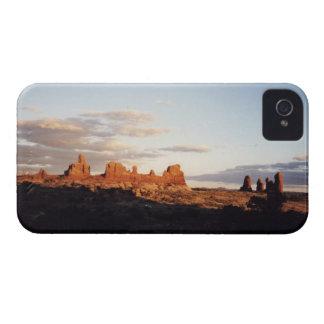 アーチの日没、ユタ Case-Mate iPhone 4 ケース