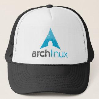 アーチのLinuxのロゴ キャップ