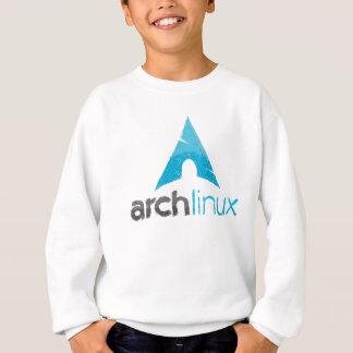 アーチのLinuxのロゴ スウェットシャツ