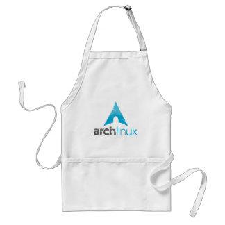 アーチのLinuxのロゴ スタンダードエプロン