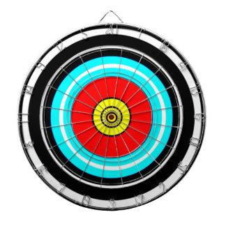 アーチェリーのスタイルターゲット ダーツボード