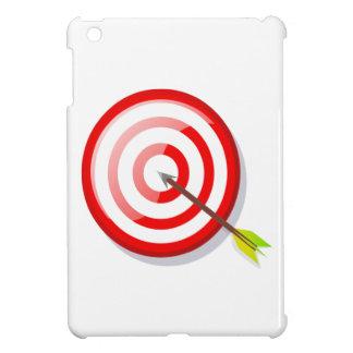 アーチェリーのターゲットおよび矢 iPad MINIケース