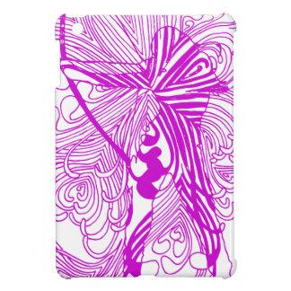 アーチェリーの女性 iPad MINIケース