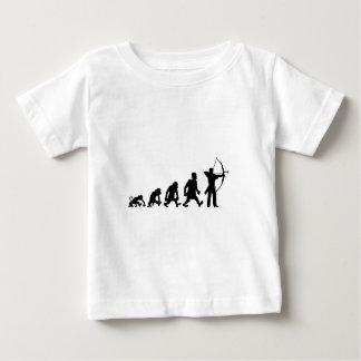 アーチェリーダーウィン ベビーTシャツ