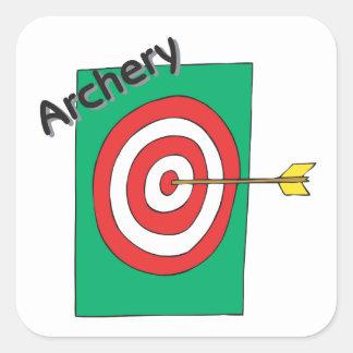 アーチェリー3 スクエアシール