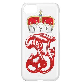 アーチ公爵のフランツフェルディナント帝国モノグラム iPhone5Cケース
