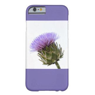 アーティチョークの花 BARELY THERE iPhone 6 ケース