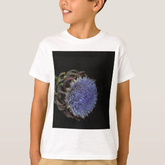 アーティチョークの花 Tシャツ